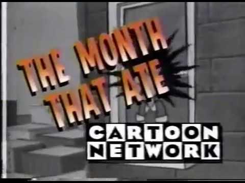 Cartoon Network October 1995 Promo