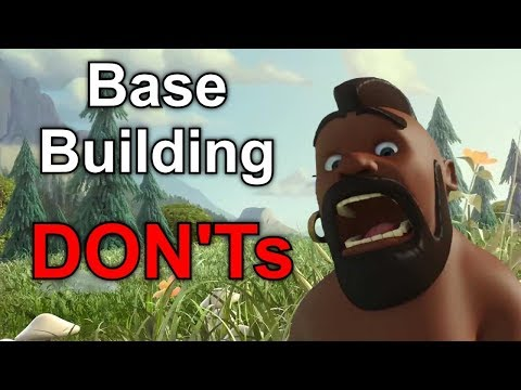 10 Things NOT to do when Base-Building | Clash of Clans