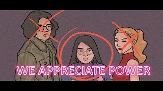 WE APPRECIATE POWER - A PowerPoint Presentation Video