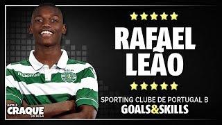RAFAEL LEÃO ● Sporting CP B ● Goals & Skills