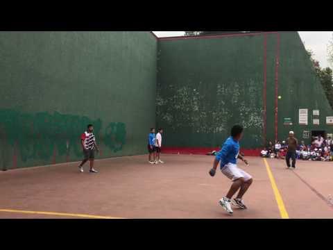 Chato y Carlitos Golden vs Nike y Juan Medina