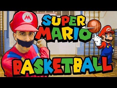 SUPER MARIO BASKETBALL