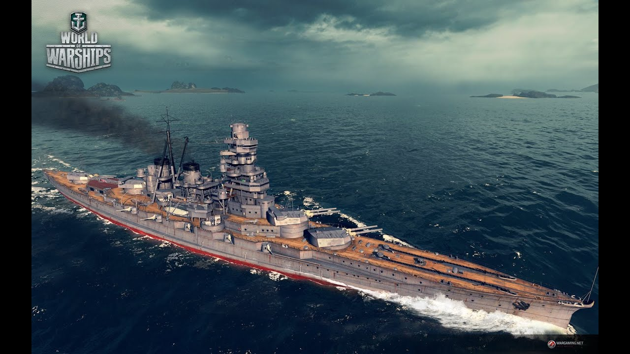 World Of Warships Gameplay ITA