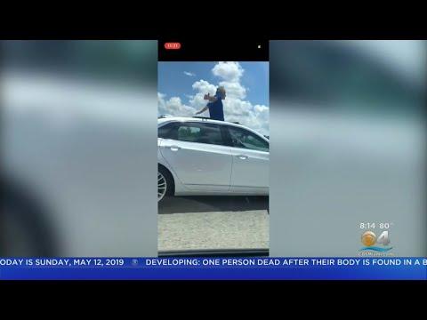 Eric Hunter - Florida Sunroof Worshiper Lands Man In Jail