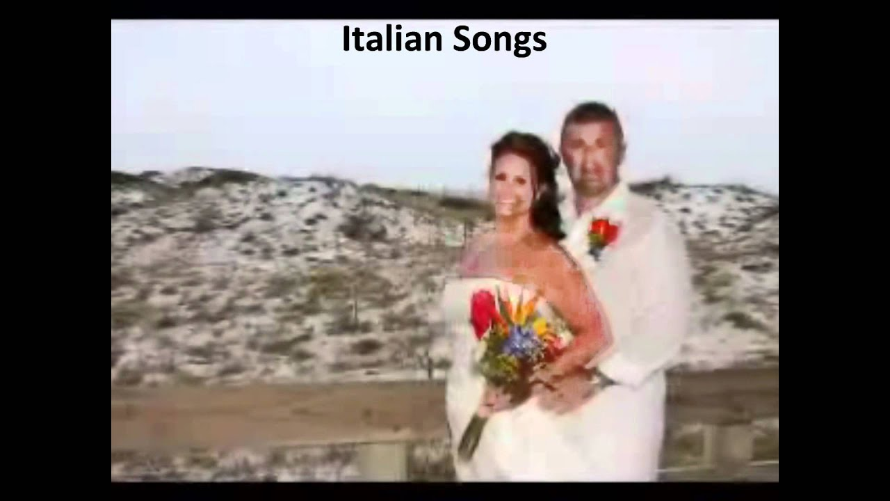 Lucia Palmieri Sings An Acoustic Wedding Song