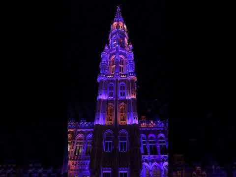 Brussels Grand Place 2018