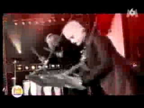 Marilyn Manson - MM -  Personal Jesus - Live In France
