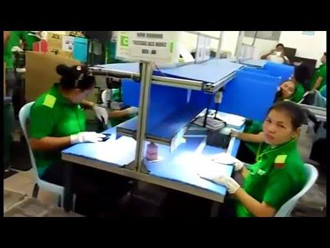 JCY company production Line