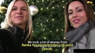 Para karşılığı grup yapma teklifini kabul ediyorlar (türkçe altyazılı)