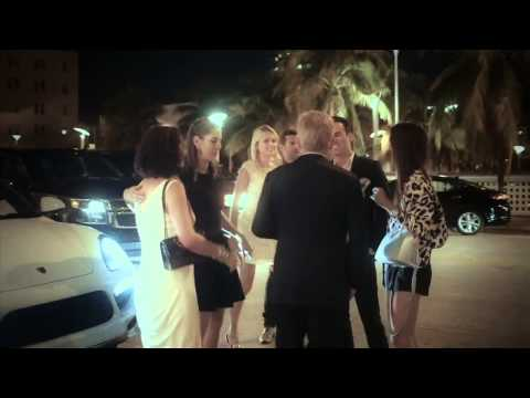 Art Basel dinner party with Jack E at C&C Alpha Group's Villa Azur