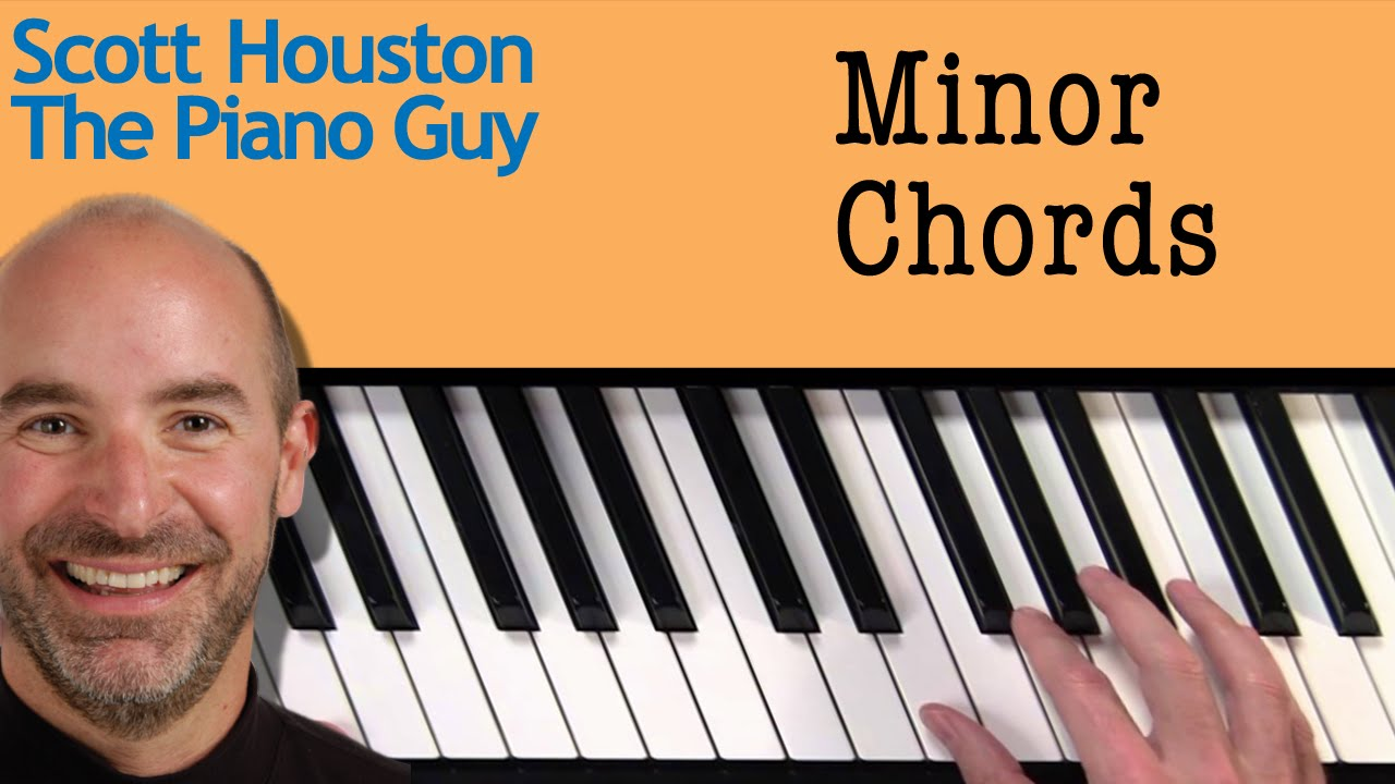 Minor chords how to figure them out on a piano or keyboard youtube minor chords how to figure them out on a piano or keyboard hexwebz Image collections