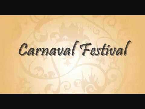 Efteling - Carnaval Festival muziek (7 minuten versie)