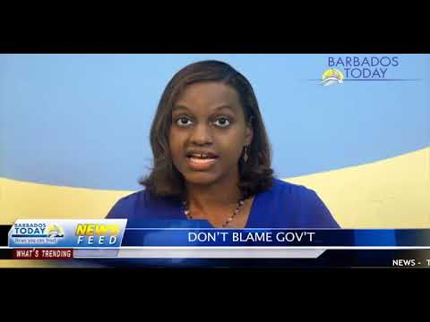 BARBADOS TODAY AFTERNOON UPDATE - October 9, 2017
