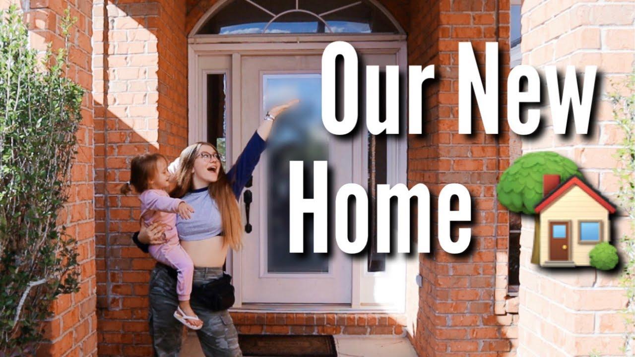 We're Moving... Again! | Single Teen Mom Vlog