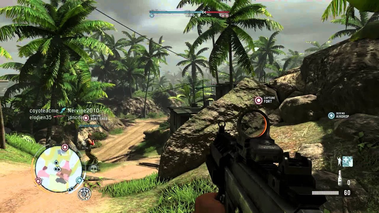 Far Cry 3 Multiplayer Gameplay Pc Hd Youtube