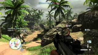 Far Cry 3 Multiplayer Gameplay (PC HD)