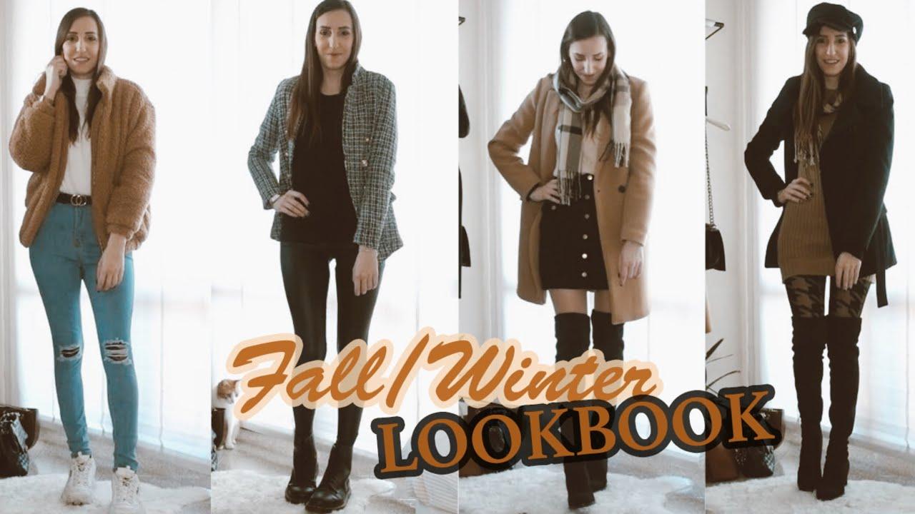 [VIDEO] - FALL/WINTER OUTFIT IDEAS | *Lookbook* | Giulia Pulcini ♡ 1