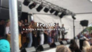Bigband • Høstival 2018 • Fragile