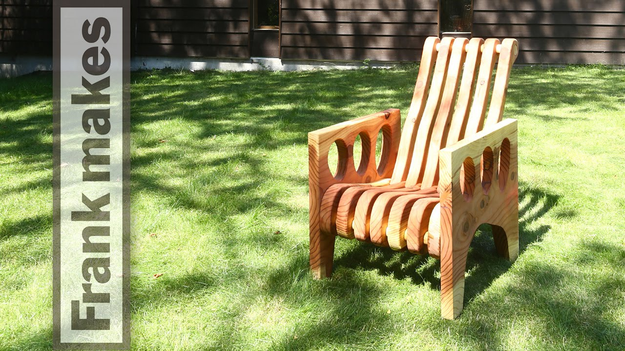 cheap lawn chair distressed dining room chairs youtube