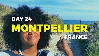 Is Montpellier a Ghost Town? - 03 Aug 2018 | France Vlog | Travel Diary S01