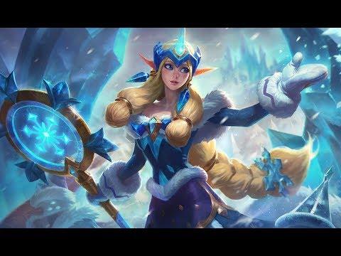 Winter wonder Soraka - Is it worth your RP?