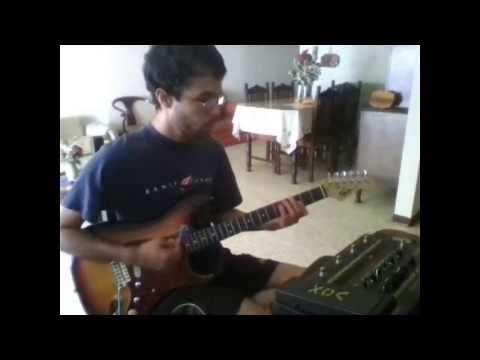 Canary - in NO hurry to shout by Ricardo Chapellin   Guitar Cover   Fukumenkei Noise