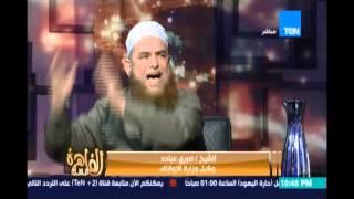 الداعية محمود عامر: لا يوجد منذ ظهور حسن البنا حتى 2013 أي دراسة نقد ضد جماعة الإخوان وأعلامها داخل