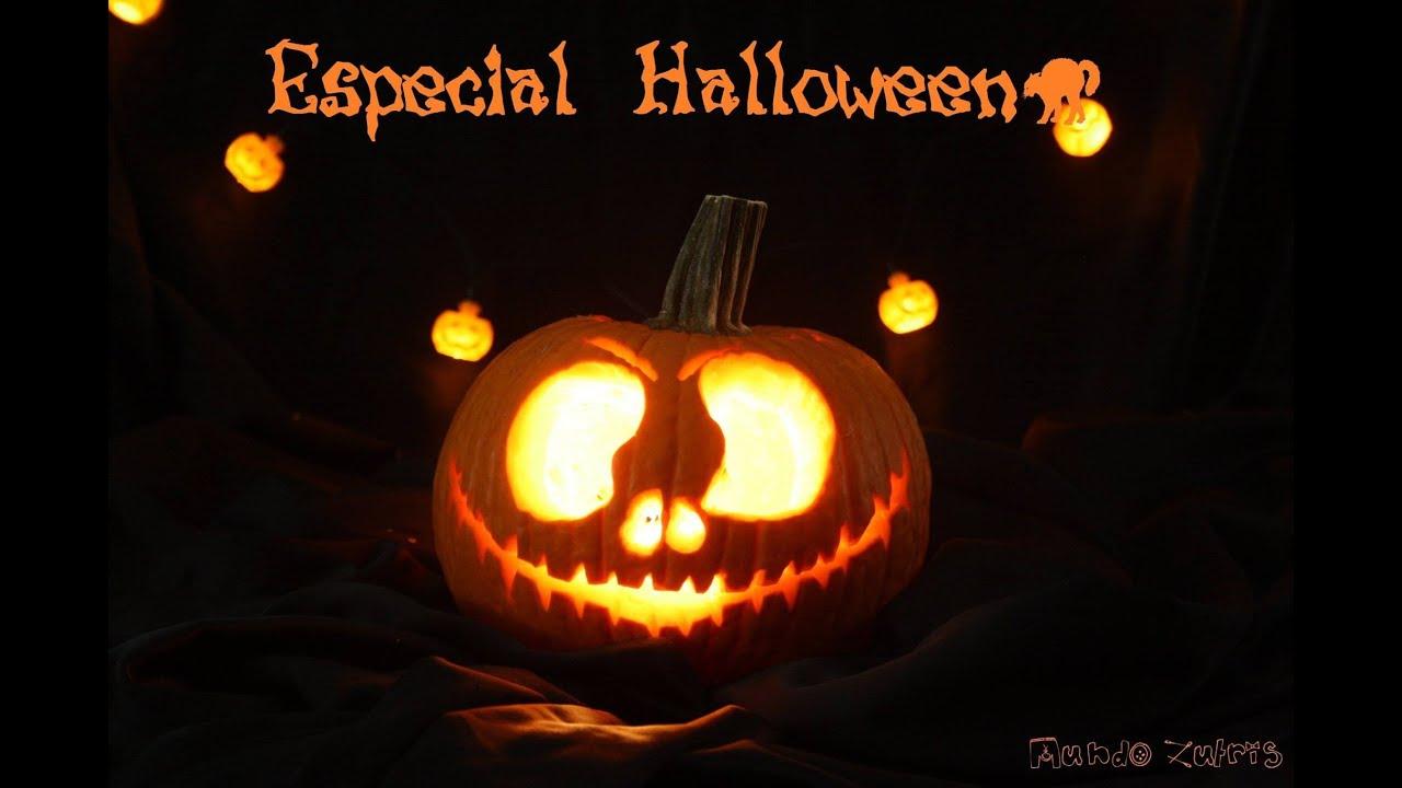 Como hacer una calabaza de halloween how to make halloween pumpkin youtube - Como hacer calabazas de halloween ...