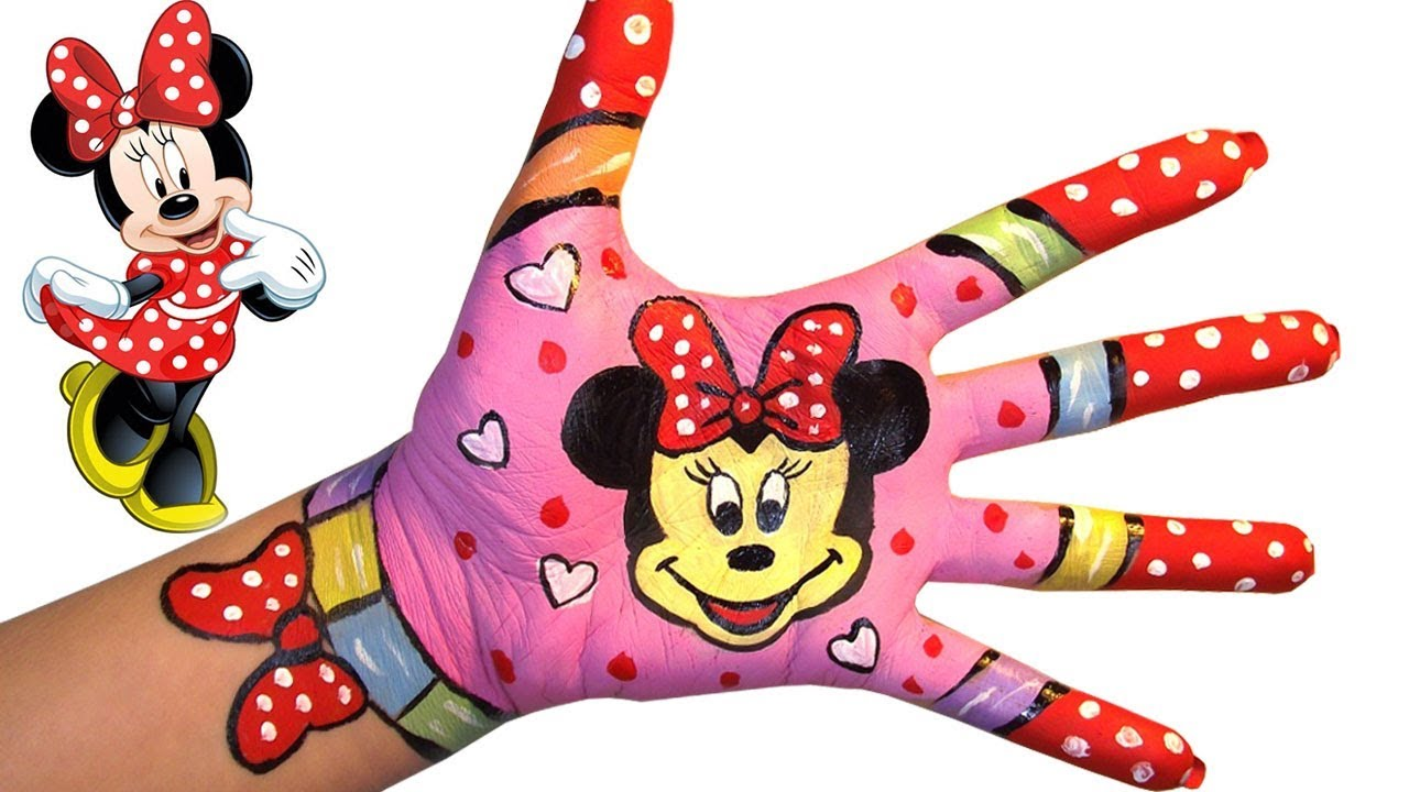 Mickey Mouse Coloring Pages Minnie Mouse Coloring Book Youtube