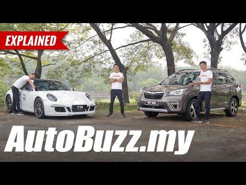 What do Porsche & Subaru have in common? Boxer engines! - AutoBuzz.my