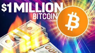The Case For The Million Dollar Bitcoin. It Is Possible? When Will It Happen?