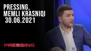 PRESSING, Memli Krasniqi - 30.06.2021