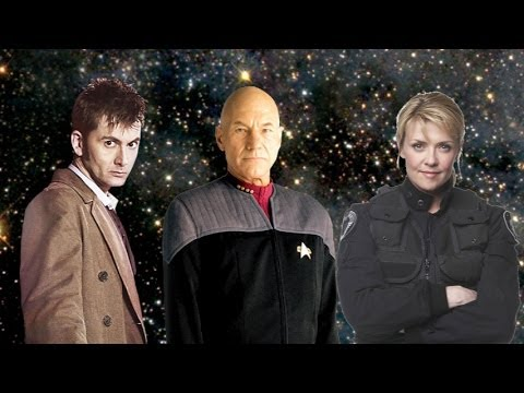Top 10 SciFi Television Series