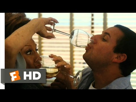 The Longest Yard (6/9) Movie CLIP - 15 Minutes with Lynette (2005) HD