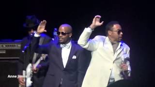 Morris Day and the Time- Cool (LIVE 1/20/17)