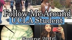 Follow me around: UCLA Student (Biology lecture & Bio Lab)