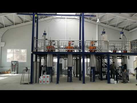 Supercritical co2 cbd extraction equipment