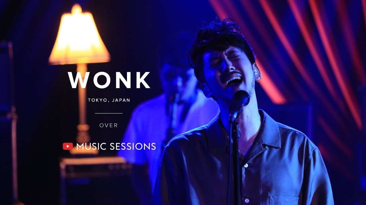 Wonk Over Youtube Music Sessions Youtube