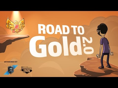 Road To Gold 2.0! | TRAILER | 25.02. | 20:00