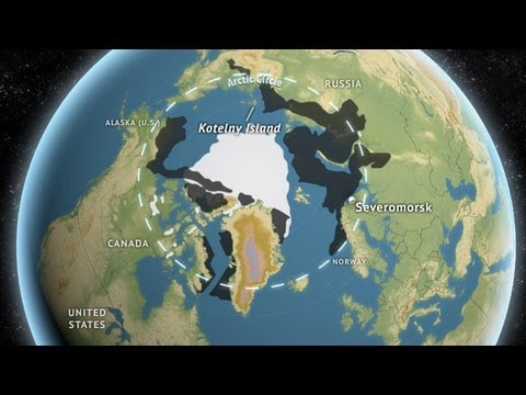 Russia's Arctic Ambitions
