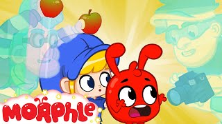 The Invisible Bandits - Mila and Morphle | Cartoons for Kids | Morphle TV