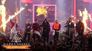 Daddy Yankee - Homenaje Premios lo Nuestro 2019