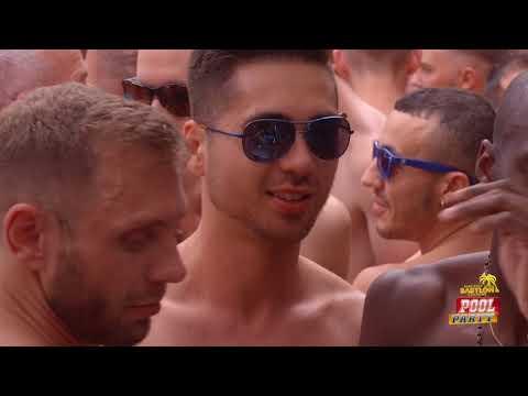 Babylon Poolparty Zum ColognePride 2018