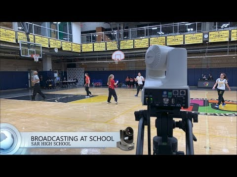 Learning To Broadcast At School (SAR High School)