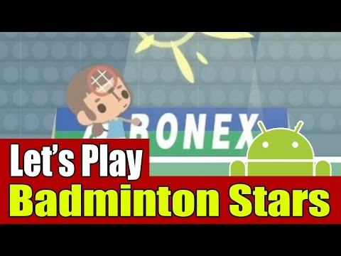 [Gameplay] Badminton Stars