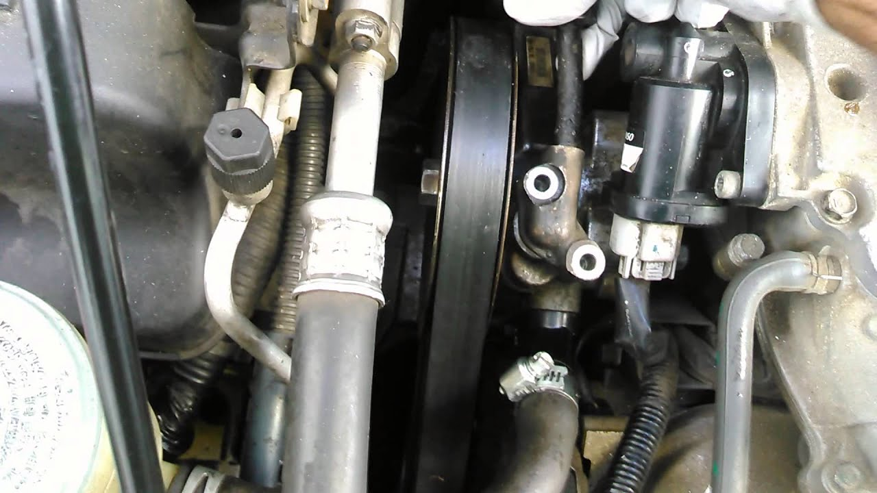 Maxresdefault on Replace Power Steering Pressure Switch
