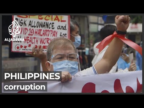 Philippines: Anger over alleged corruption amid pandemic