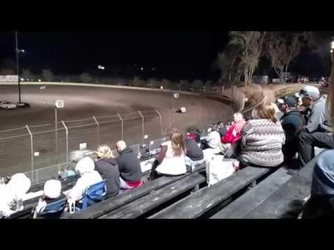 James Price at Santa Maria Speedway