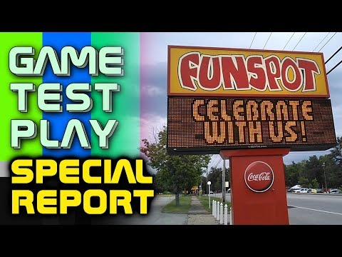 Funspot Arcade Museum - Special Report