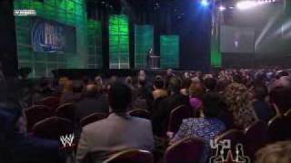WWE Hall Of Fame 2010 Induction Ceremony Part 4